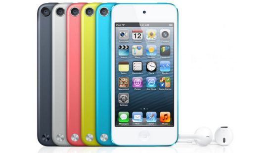 5e generatie iPod touch