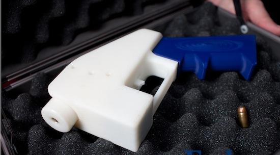 HvA stopt met het maken van geprint pistool