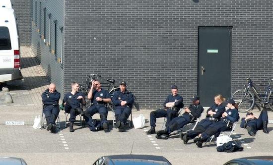 Politieonderzoek in beeld