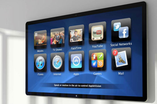 60-inch Apple TV