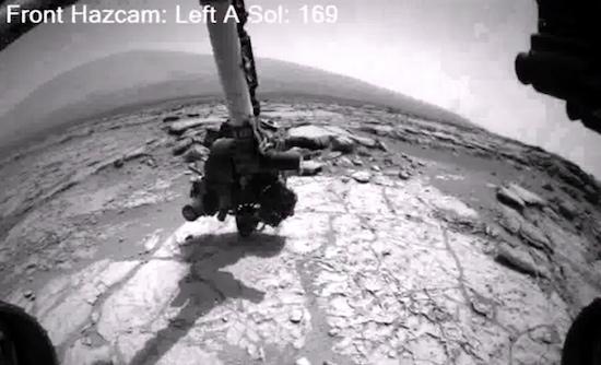 9 Maanden Mars in 1 minuut
