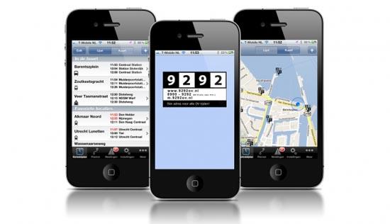 9292, de app