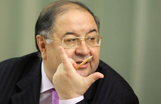 Rijkste man van Rusland: Alisher Usmanov