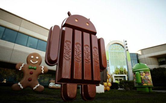 Android 4.4 KitKat teaser