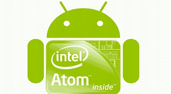 Android Intel-atom