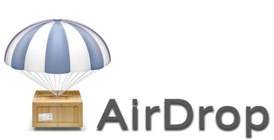 Apple AirDrop iOS 7