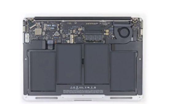 Apple MacBook Air 2013 teardown