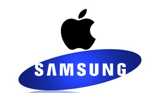 Apple met Samsung chips