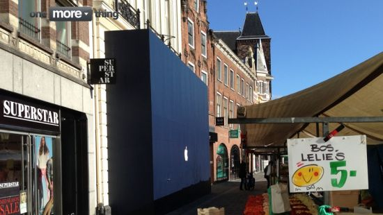 Apple Storen Fresenburch in Utrecht