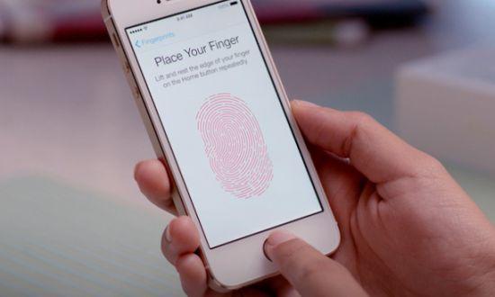 Apple Touch ID houdt niet van zweetvingers