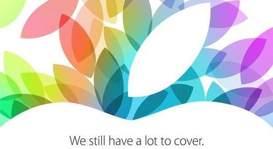 Apple event 22 oktober