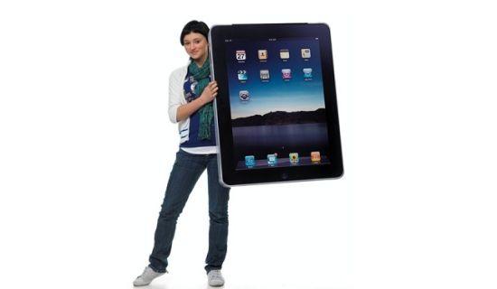 iPad Maxi (12,9 inch)