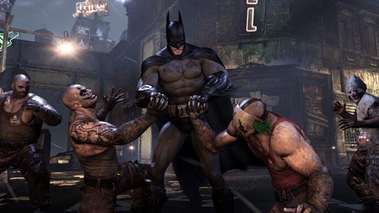 Ik ben de Godverdomse Batman...