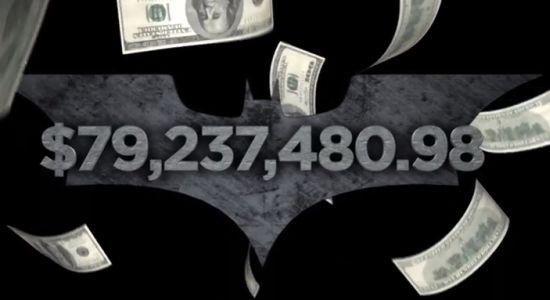 Wat kost het om Batman te zijn?