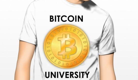Bitcoin collegegeld