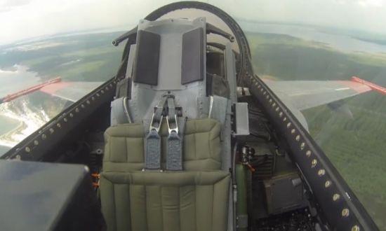 Boeing QF-16 zonder piloot