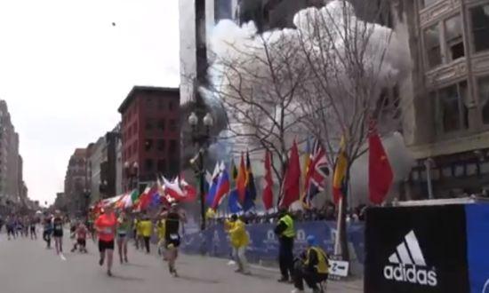Bomaanslag marathon Boston