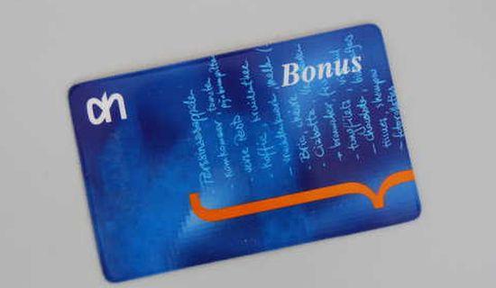 Bonuskaart Albert Heijn