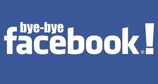 alles verwijderen van facebook