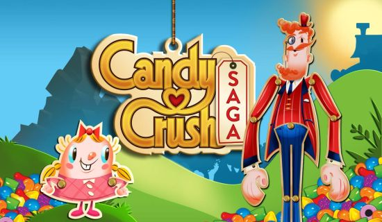 Candy Crush Sage het populairst in 2013
