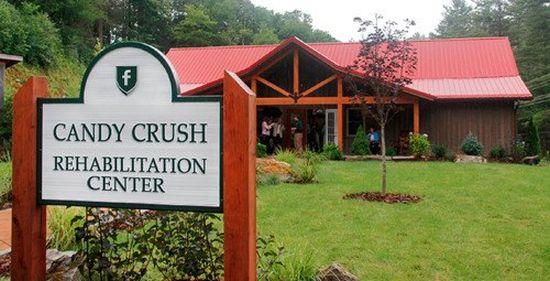 Candy Crush rehabilitation center