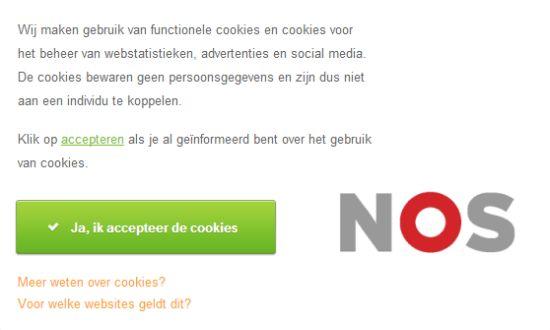 Cookies @ NOS