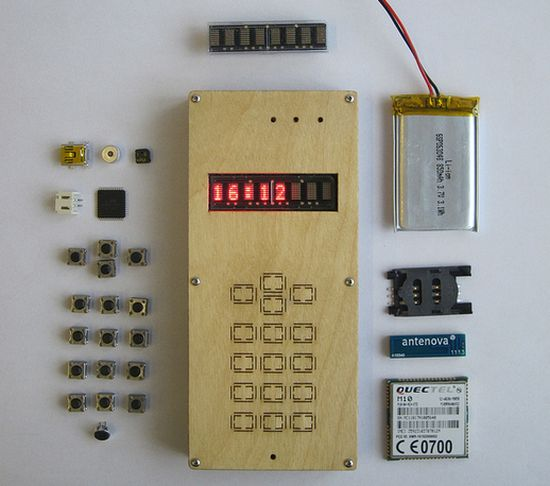 DIY telefoon