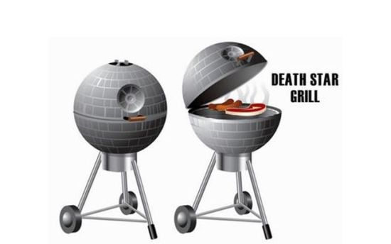 Death Star BBQ