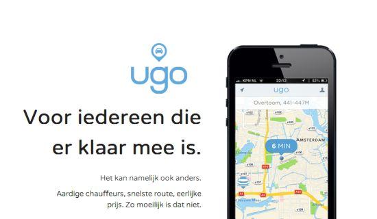 Drive Ugo app