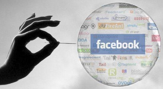 Facebook bubbel