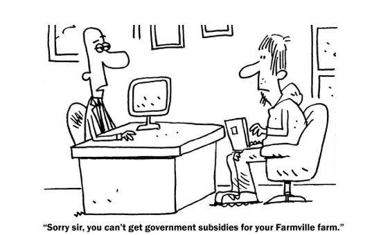 Farmville subsidie Roemenië