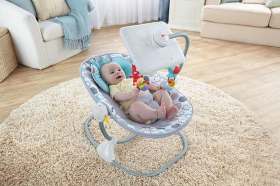 Fisher-Price babystoel met iPad houder