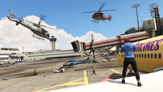 GTA Online Capture update