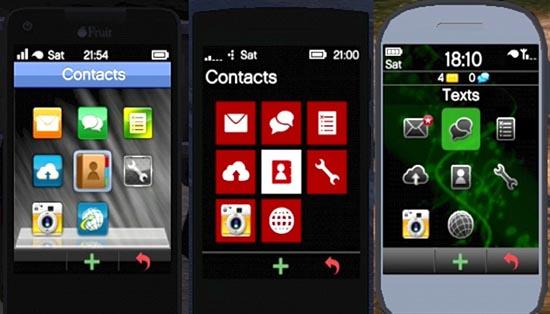Dit zijn de telefoons van GTA V