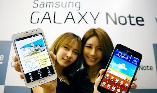 Galaxy Note 3 met flexibel scherm is NIET flexibel