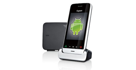 Gigaset SL930A Android