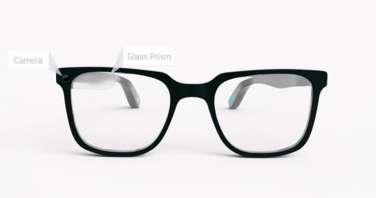Google Glass by Sourcebits