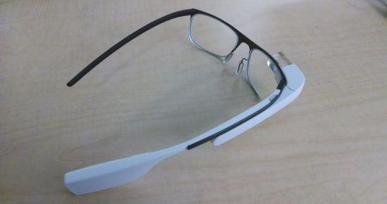 Google Glass voor brildragers