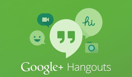 Google Hangouts fail
