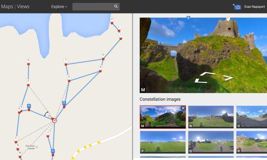 Google Maps Street View zelf maken