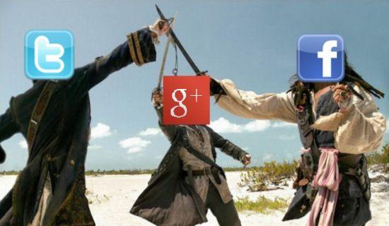 Google+ Facebook Twitter