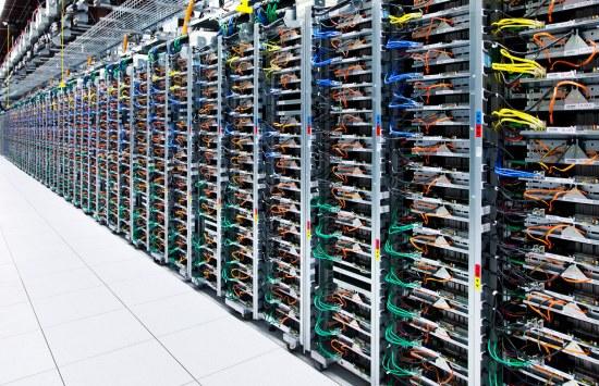 Servers galore