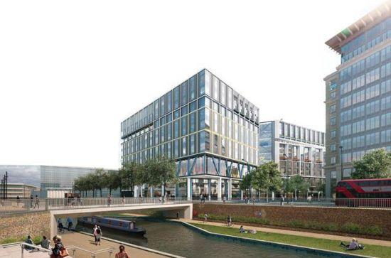 Google hoofdkantoor Londen