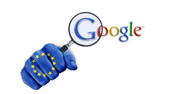 Google vs EU
