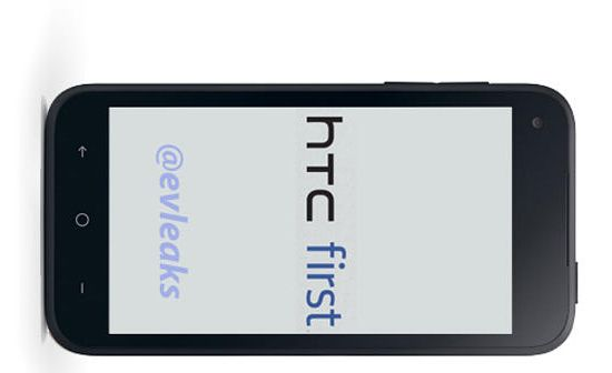 HTC First Facebook telefoon