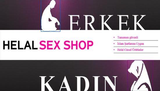 Halal seksshop Turkije