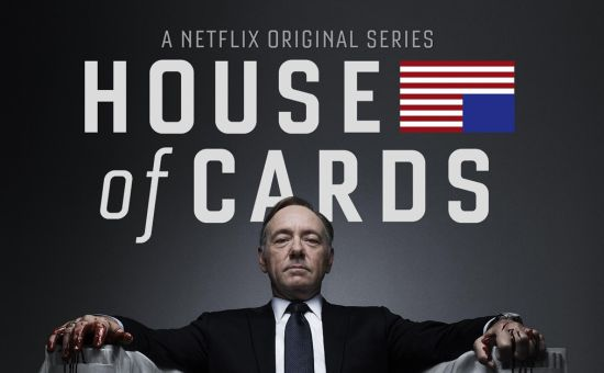 House of Cards is favoriet bij Obama