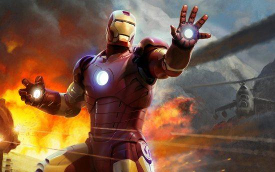 Iron Man pak kost 35.000 dollar