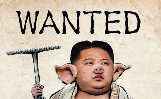 Kim Jong-un aka  Knorrie
