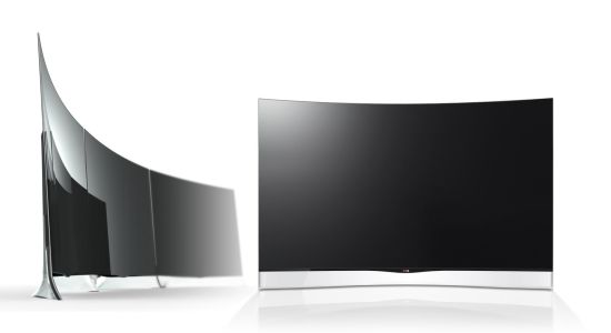 LG 55EA9800 OLED TV